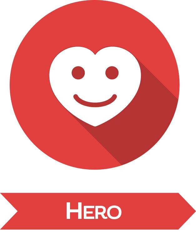 REACH Week Day 5 - Hero