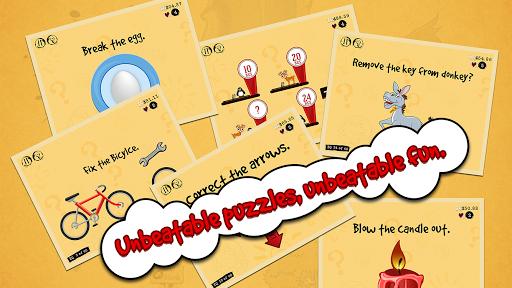 The Unbeatable Game - IQ: Tricky Test 1.12 screenshots 2
