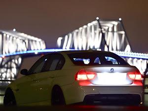 3シリーズ セダン  E90 325i Mスポーツのカスタム事例画像 BMWヒロD28さんの2019年06月24日00:55の投稿