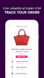 Myntra Online Shopping App – Shop Fashion & more App Latest Version Download For Android and iPhone 5