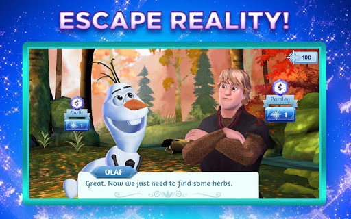 Disney Frozen Adventures: Customize the Kingdom apkmr screenshots 5