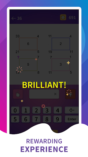 Math Genius - Math Riddles & IQ Puzzle Brain Game screenshot 7