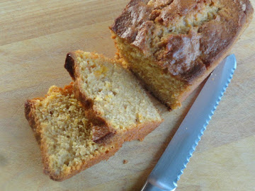 Deb's Famous Sweet Potato Bread Recipe