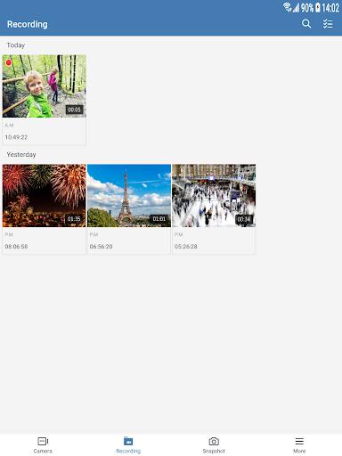 Synology LiveCam screenshot 9