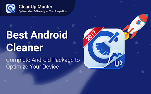 CleanUp Master 2017 - Junk Cleaner & Phone Booster- screenshot thumbnail