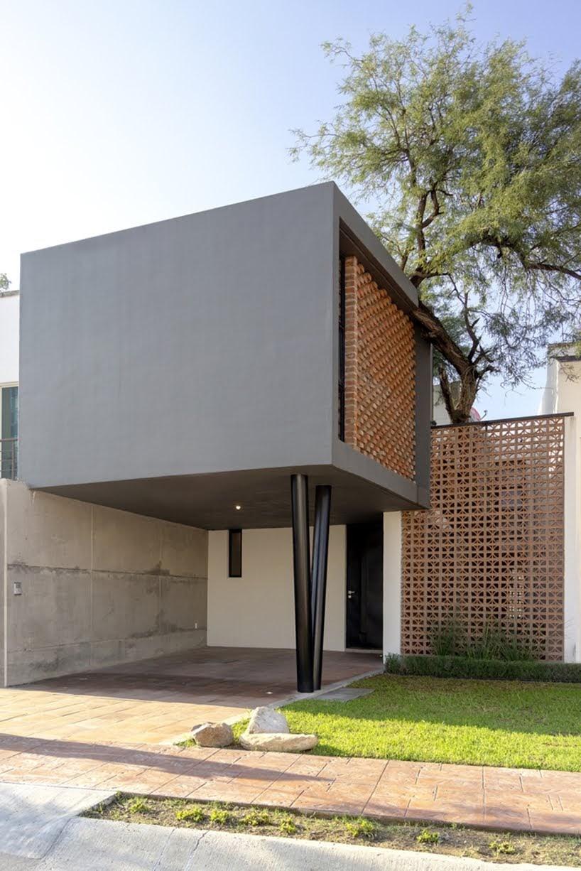 Casa YY por Cubo Rojo Arquitectura