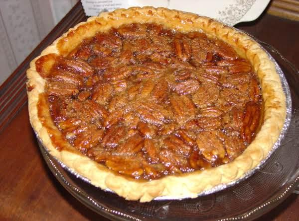 Joy's Pecan Pie Recipe