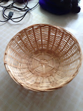 Photo: the 3rd wicker basket, $1 for three