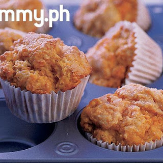 Carrot-Cinnamon Muffins Recipe
