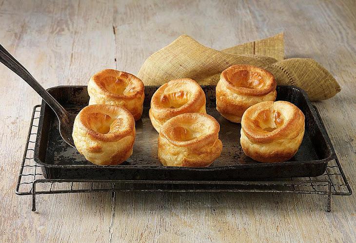 Award Winning Yorkshire Pudding Recipe