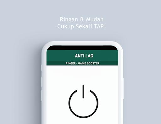 anti lag, pinger, cleaner & game booster ( aio ) screenshot 2
