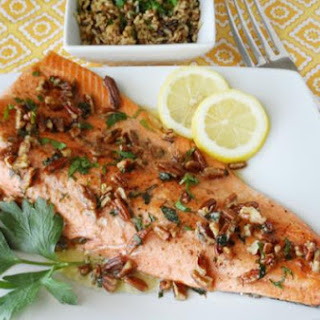 Sauteed Trout with Pecans