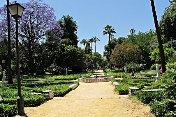 Parque Maria Luisa