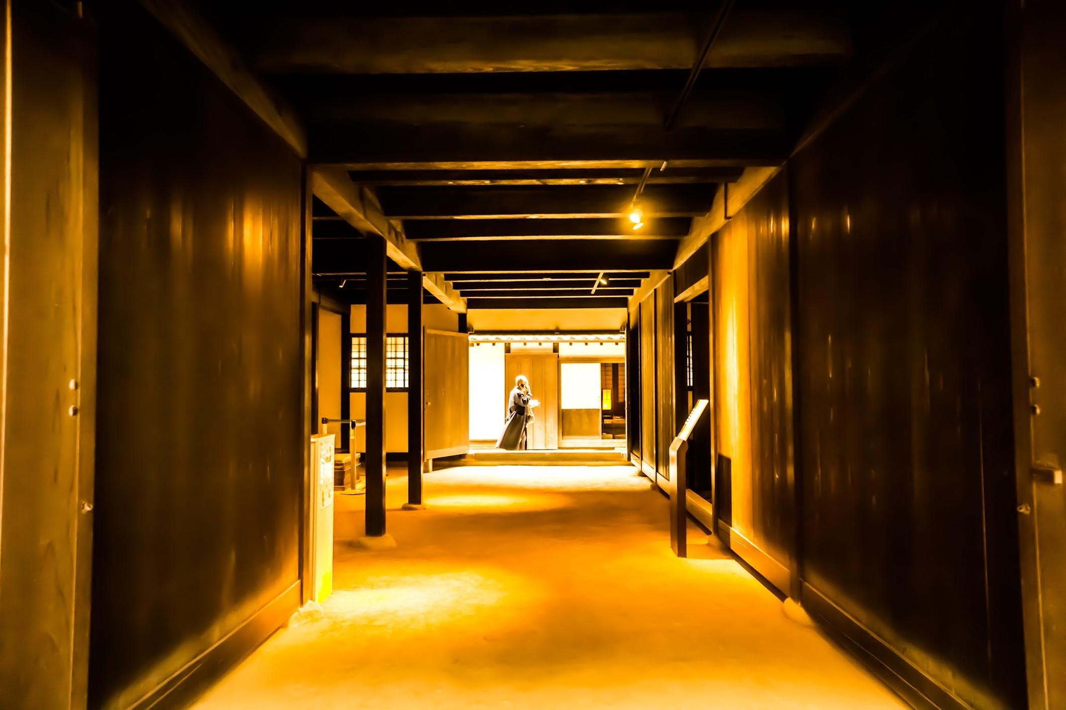 長崎 出島和蘭商館跡 カピタン部屋1