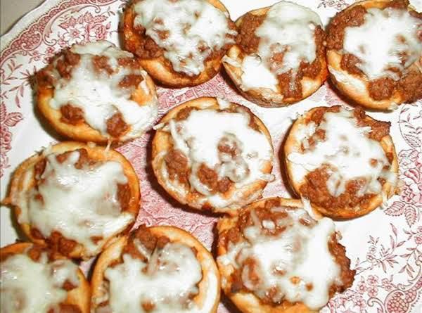 Pizza Snack Cups Recipe