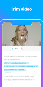 BIGVU teleprompter – video editor & captions maker App Download For Android and iPhone 3