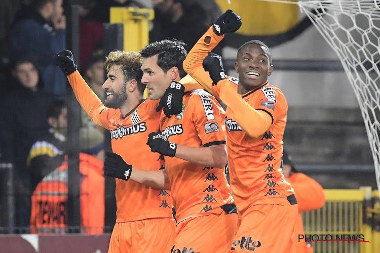 """Une première en 2018 pour Charleroi : """"Ca trottait dans les têtes"""""""