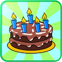 Cake Paint Coloring icon