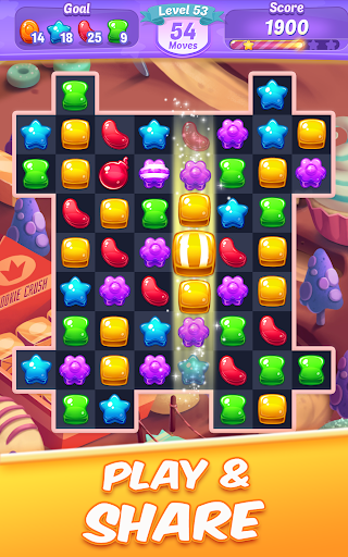 Cookie Crush Match 3 screenshot 10