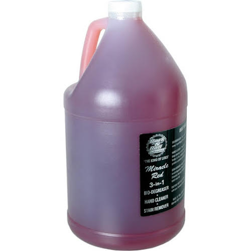 Rock-N-Roll Miracle Red Bio-Cleaner/Degreaser, 1 Gallon