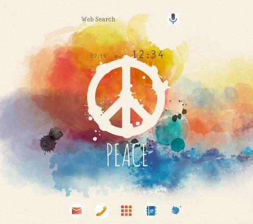 Peace Sign Wallpaperuff06Theme 1.0.0 Windows u7528 1