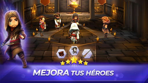 Assassin's Creed Rebellion  trampa 5