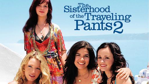 The Sisterhood of the Traveling Pants (2005) зурган илэрцүүд
