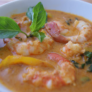 Spot Prawn Curry