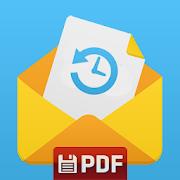 🔥SMS Backup, Print & Restore -Export PDF,HTML,CSV
