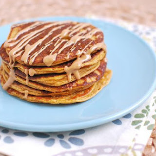 Sweet Potato Protein Pancakes.