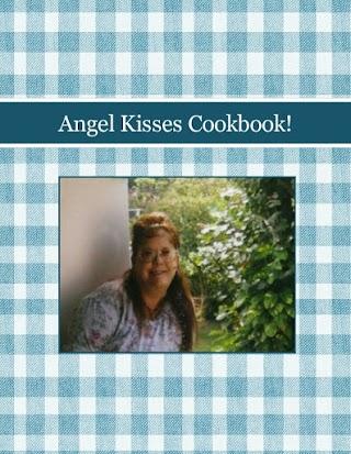Angel Kisses Cookbook!