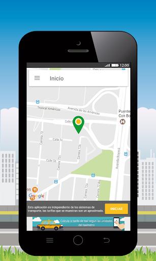 Taxi Fare GPS 3.4.3 screenshots 1
