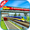 Indian Train Racing 2017 - Simulateur en 3D