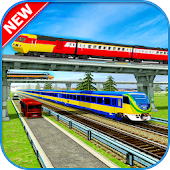 Indian Train Racing 2017 – 3D Simulator