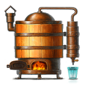 Alcohol Factory Simulator icon
