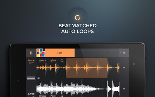 edjing PRO LE - Music DJ mixer 1.06.04 Screenshots 12