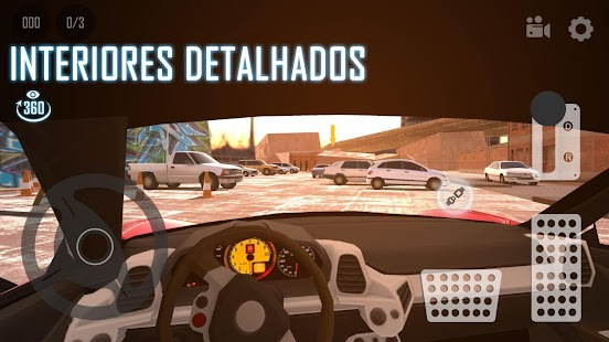 Real Car Parking 2017 v1.007 APK para Android imagem 5