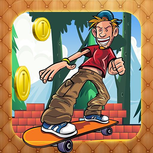 Run Drive Skateboard