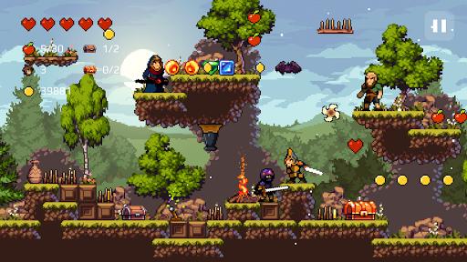 Apple Knight [Mod] – Chiến binh hiệp sĩ táo