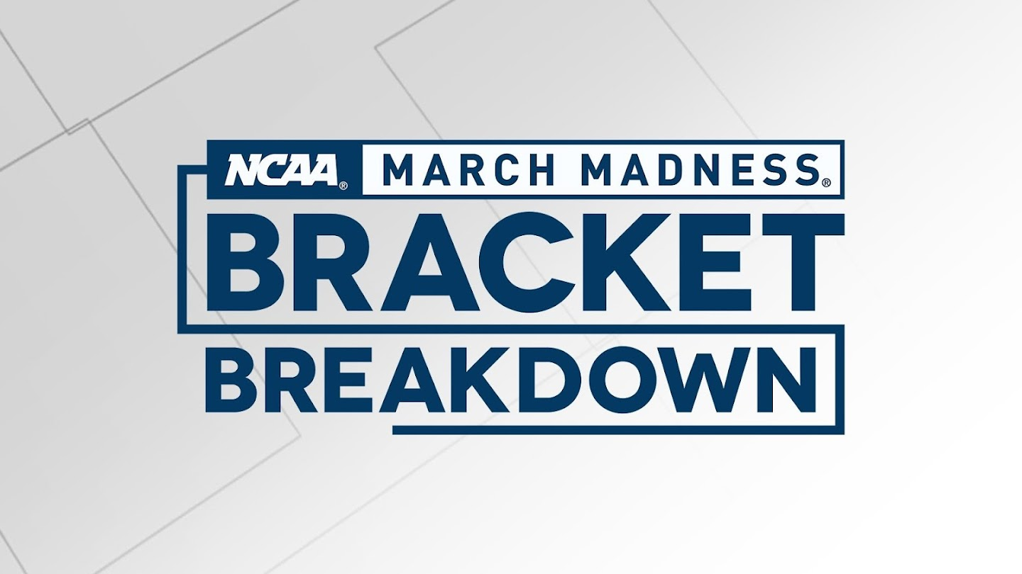 Watch NCAA March Madness Bracket Breakdown live