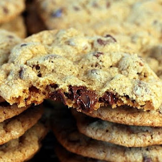 Whole Grain Chocolate Chip Cookies.