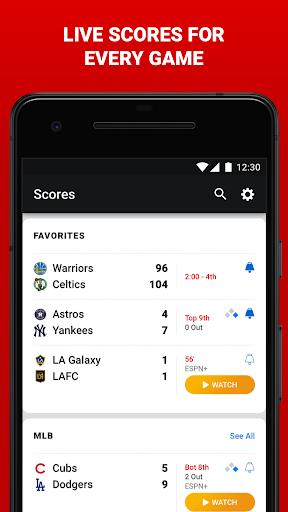ESPN screenshot 5