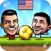 ⚽Puppet Soccer 2014 – Big Head Football ? MOD APK aka APK MOD 1.0.127 (Unlimited Money)