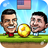 ⚽Puppet Soccer 2014 - Big Head Football 🏆 file APK Free for PC, smart TV Download
