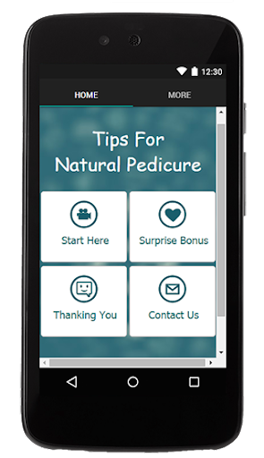 Tips For Natural Pedicure
