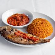 Jollof Rice (Vg)