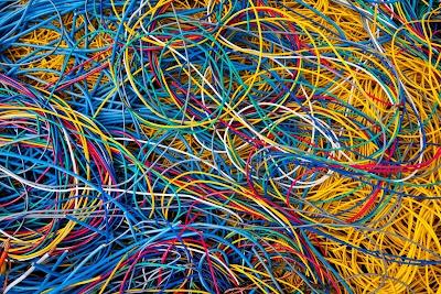 Os cabos de The Dalles