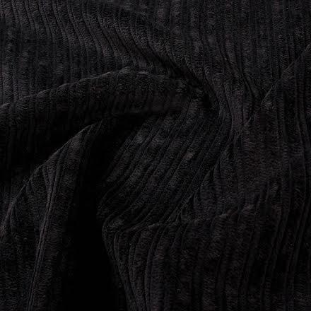Mönstrad Manchester - svart/grå
