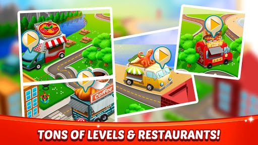 Food Fever - Kitchen Restaurant & Cooking Games 1.07 screenshots 5