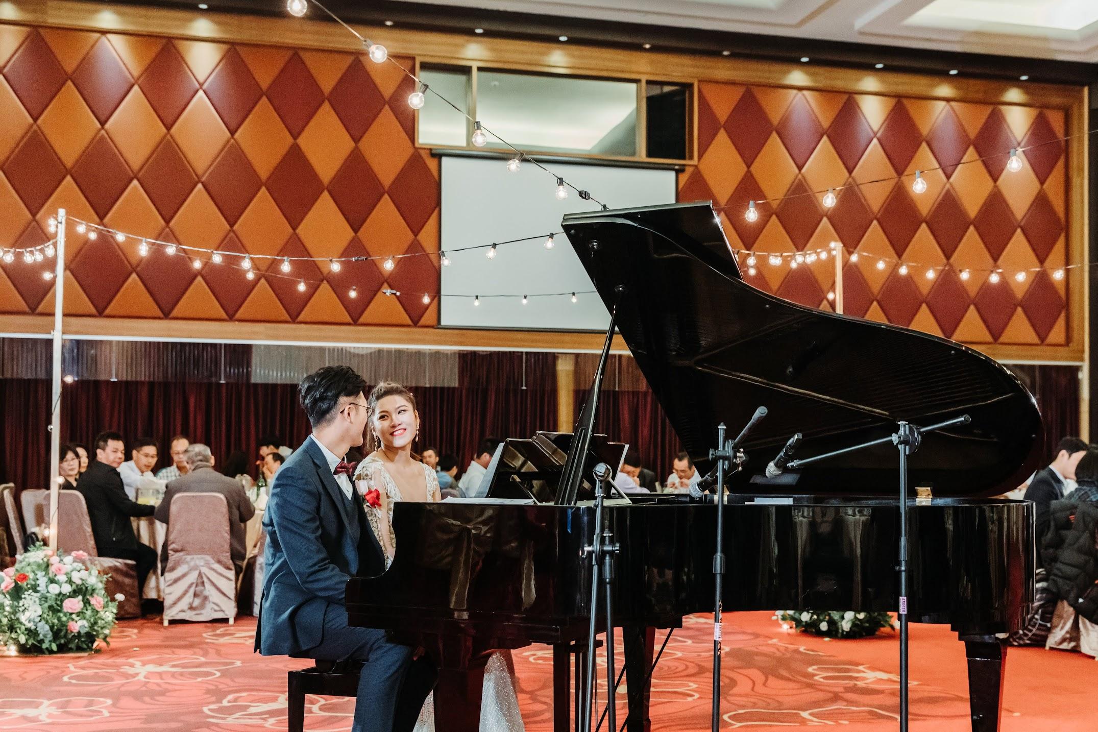 undefined嘉義耐斯王子飯店的美式婚禮攝影 | Amazing Grace美式婚攝